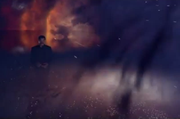 Here's a peek at the new Cosmos series, hosted by Neil deGrasse Tyson