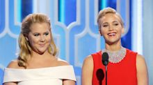"Jennifer Lawrence Says BFF Amy Schumer's Surprise Wedding Was ""Amazing"""