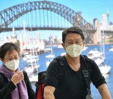 Australia warns virus pandemic now 'upon us'