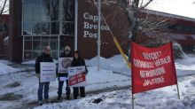 Cape Breton Post under fire for delivering Chronicle Herald during strike