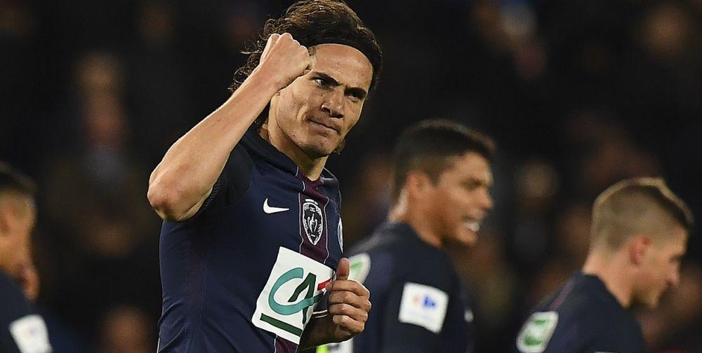 Coupe de France: la jeunesse monégasque a craqué, le PSG décroche sa troisième finale de rang