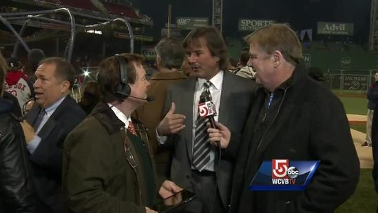 NESN's Dennis Eckersley on Game 6 of World Series