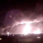 U.S. blames Iran for drone strikes on Saudi oil plants