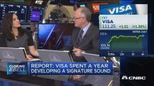 Visa spent a year developing a signature sound: Report