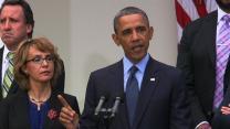 "Obama: Gun lobby ""willfully lied"" about background checks"