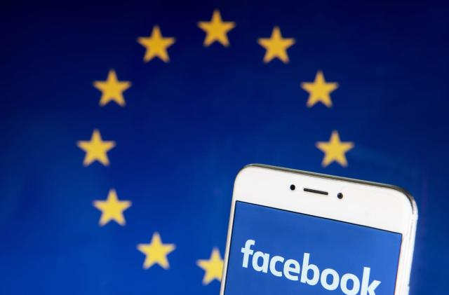 Facebook is facing an EU investigation over data collection