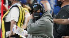 Detroit Lions fire coach Matt Patricia and GM Bob Quinn