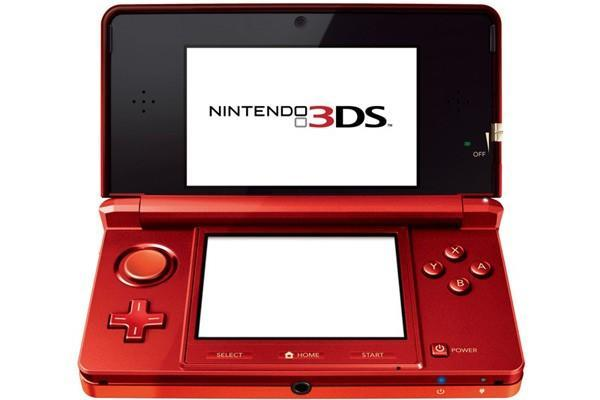Nintendo issues a 3DS release date date