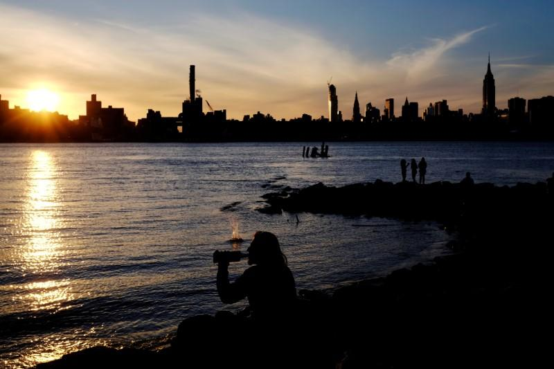 New York Gov. Andrew Cuomo Takes The Spotlight In Coronavirus Response