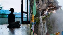 不丹深度遊 來一場瑜伽養生之旅吧!