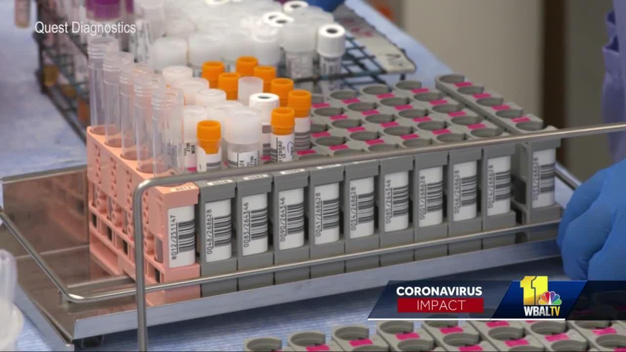 Delays in coronavirus test results caused by high demand ...