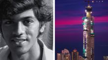 This self-taught photographer shoots skyscrapers for a living