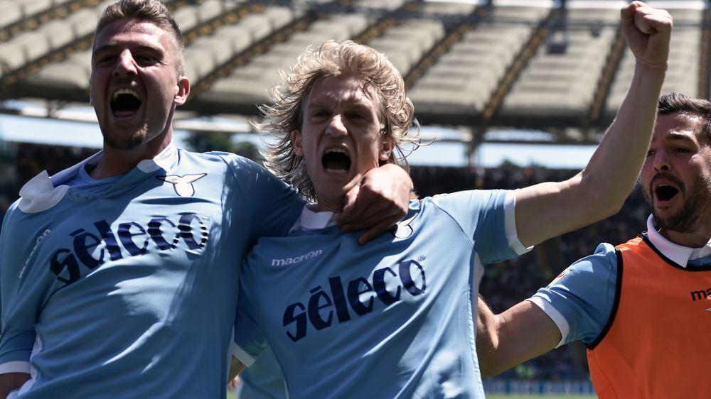 Sponsor nostalgico per la Lazio: accordo con Sèleco fino al 2018