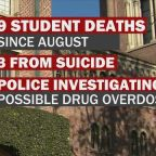 9 students have died at USC since the start of fall semester