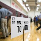 The Voting Rights Act is 55 years old -- but it still faces challenges