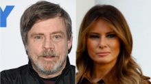 Mark Hamill Rebrands Melania Trump's 'Be Best' Campaign With A Mocking Hashtag