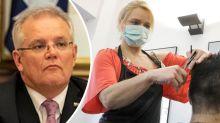 'Shut it down': Hairdressers call on PM to close salons amid coronavirus