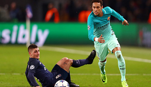 International: Verratti wünscht sich Neymar als Teamkollegen - in Paris