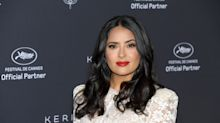 Salma Hayek has a lot to celebrate, including a career that just keeps getting better
