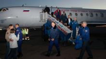 Astronautas da Soyuz contam como foi aterrissagem de emergência