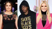 Salma Hayek, Nick Cannon and Jessica Simpson among celebrities directly impacted by the coronavirus