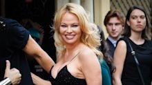 Pamela Anderson seemingly responds to ex Jon Peters's claim he paid $200K of her debt during 2-week marriage: 'Lies'