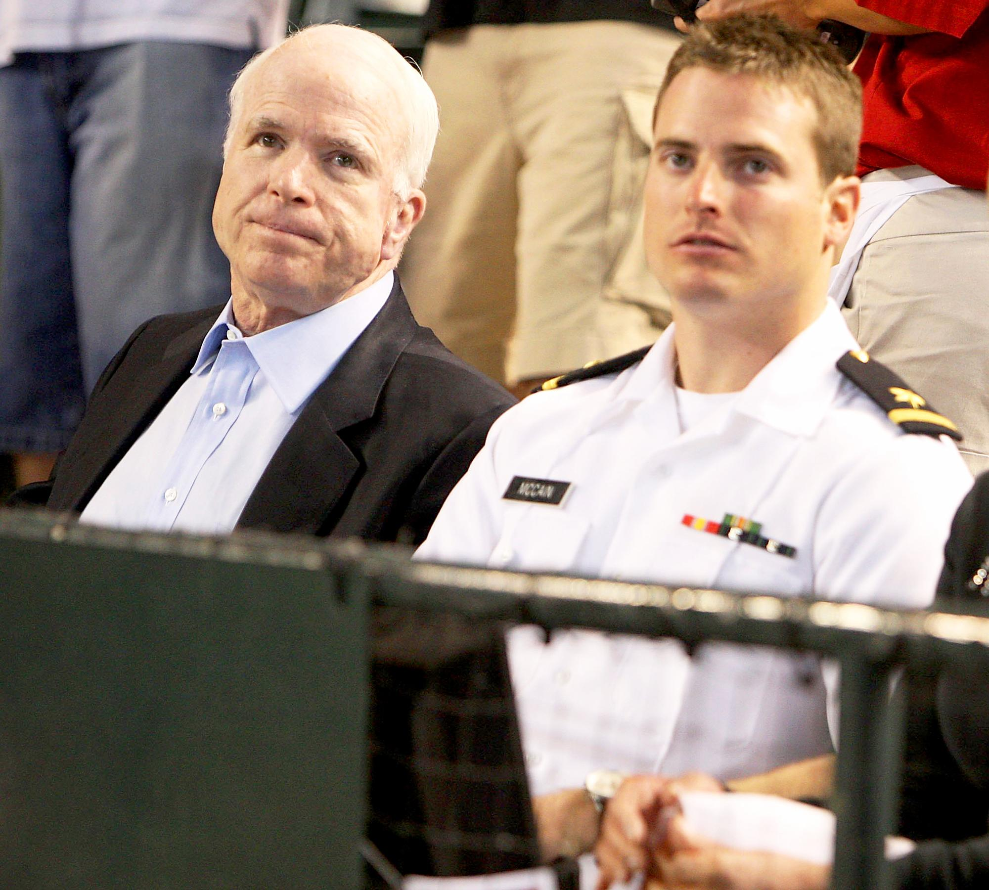 Jack Mccain: John McCain's Son Had The Perfect Response To Racists Who