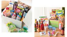 DegustaBox: Monatlich neue Lebensmittel Zuhause probieren und dabei sparen