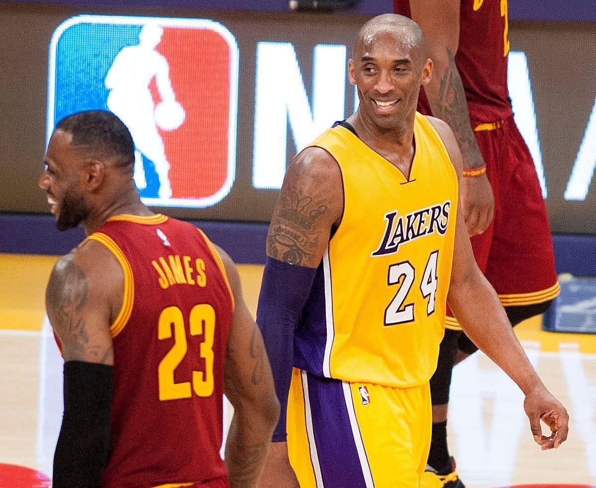 d0cab473c83 Kobe Bryant on the Jordan vs. LeBron (vs. Kobe) debate   I really don t  care