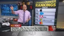 Cramer's 5 favorite tech stocks right now