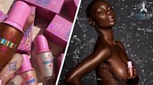 Jeffree Star's new Liquid Frost highlighters are BEYOND blinding