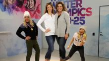 Olympic gold medalist Chloe Kim photobombs fans on 'The Tonight Show'