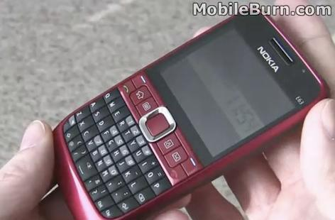 Nokia E63 review: just about what you'd expect it to be