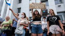 Nova manifestação na Rússia contra a prisão de um governador