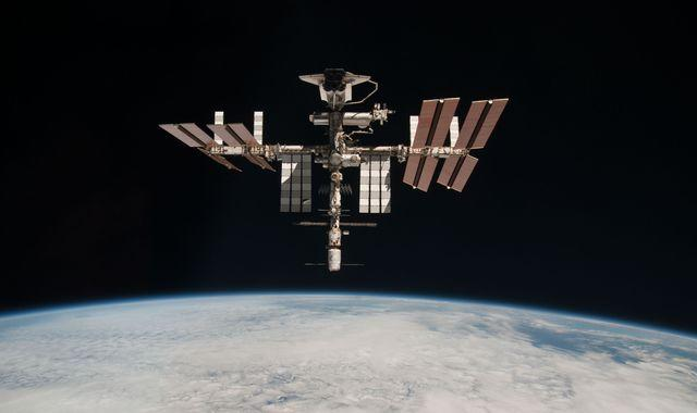 NASA SpaceX mission: Dragon capsule docks with International Space Station