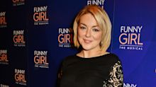 Sheridan Smith ends 16-month Instagram break with tribute to late father on his birthday