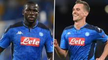 Napoli stars Koulibaly & Milik 'are on the way out', says president De Laurentiis