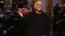 Larry David Goes To The Dark Side With Concentration Camp Pick-Up Lines oOn 'SNL'