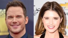 Chris Pratt Reportedly Dating Katherine Schwarzenegger After Anna Faris Split