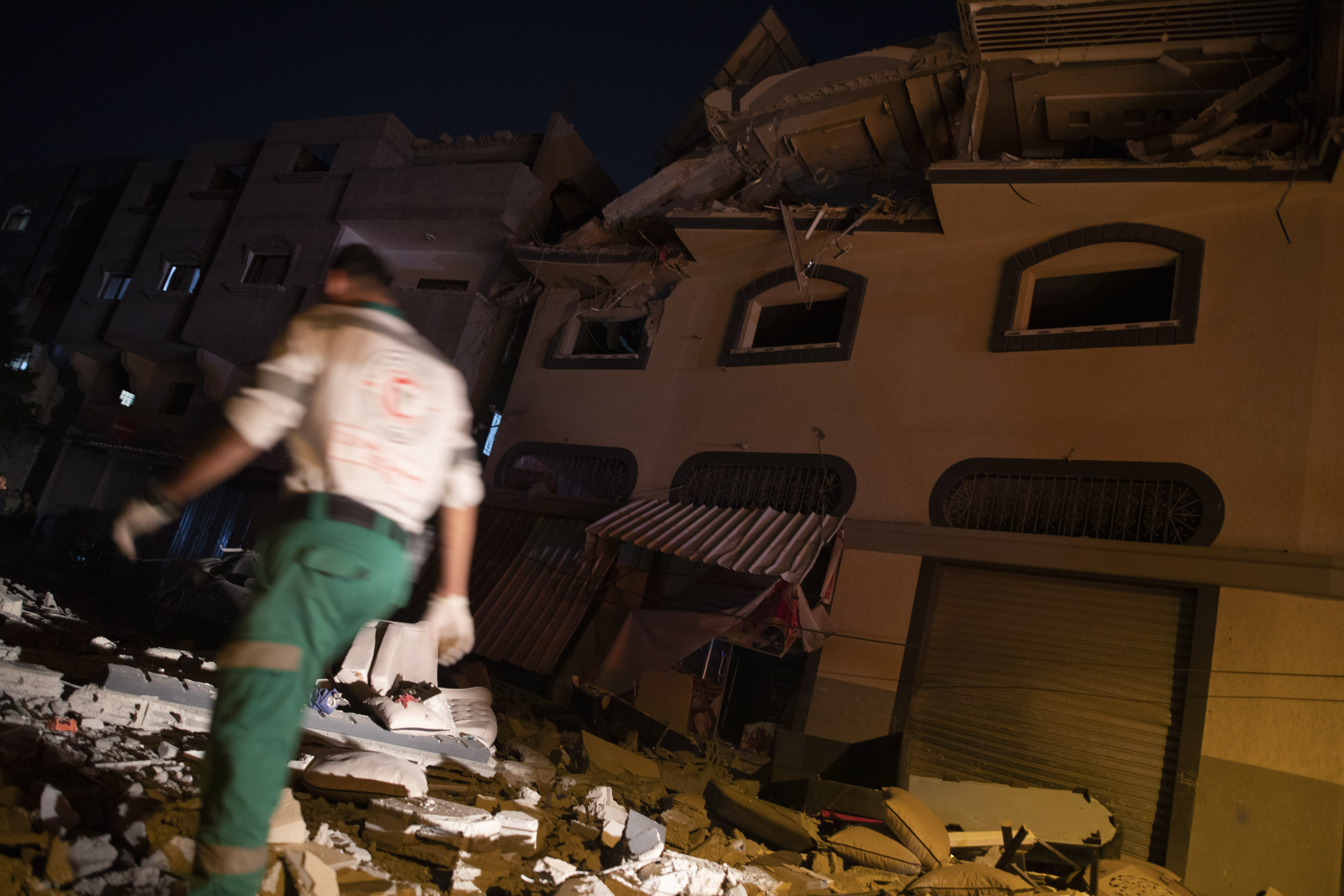 Israeli airstrike kills top Palestinian terror leader in his Gaza home