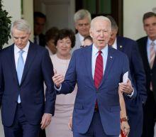 Joe Biden caves in to Republicans with weakened infrastructure spending deal