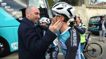 Pineau: I was afraid for the survival of my sport