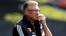 Watford boss Nigel Pearson calls for calmness during crucial West Ham clash