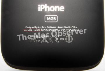 Is this a matte black iPhone? (answer: probably not) Update: more pics