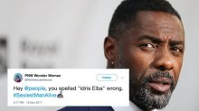 People On Twitter Pretty Sure Idris Elba Was Robbed Of 'Sexiest Man Alive' Title