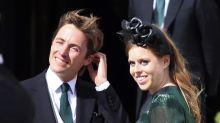 La princesa Beatriz se casa por sorpresa en el castillo de Windsor