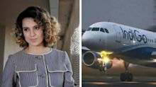 DGCA warns two-week suspension after ruckus on Kangana Ranaut's flight
