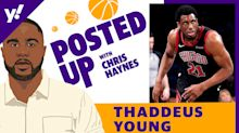 Bulls veteran Thaddeus Young on his longevity, starting a business empire, teammate fights and guarding Carmelo