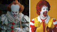 Burger King Russia want It banned, because Pennywise looks like Ronald McDonald