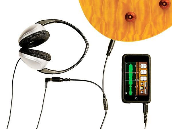PRS Guitarbud jacks your axe, ego into iPhone / iPod touch